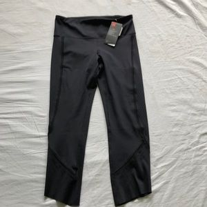 Under Armour Mid length leggings size M NWT